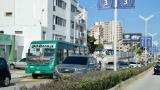 Usuarios reportan baja afluencia de transporte colectivo