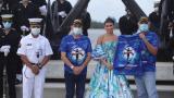 La reina Valeria Charris es la nueva capitana de la carrera