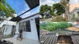Vendaval: varias casas destechadas en Barranquilla