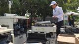Corpamag lidera jornada de recolección de residuos posconsumo en Magdalena
