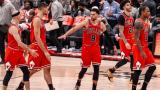 Warriors y Bulls siguen invictos en la NBA