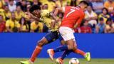 Colombia vs. Chile, siempre un clásico