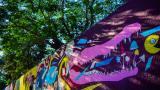 En imágenes: El arte sale a la calle en Barranquilla