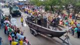 En imágenes: Así se conmemoró el 20 de julio en la Región Caribe