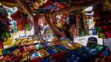 El multicolor de los farolitos se toma las calles barranquilleras