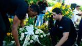 Martinistas rinden tributo a su ídolo en Valledupar