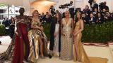 Personalidades deslumbraron en la gala del Met 2018