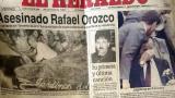 Así reportó EL HERALDO el asesinato de Rafael Orozco hace 26 años