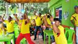 Los tres goles de Colombia que los costeños cantaron con el corazón
