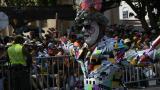 Desde el bordillo se vivió la Gran Parada Carlos Franco