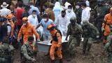 Conmovedoras imágenes tras el alud que sepultó a 24 personas en Cauca
