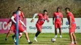 En imágenes | Junior prepara el juego de Copa Libertadores ante San Lorenzo