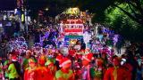 Barranquilla se ilumina con la alegría de la Gran Parada de la Luz