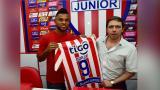 Miguel Ángel Borja es oficialmente jugador de Junior