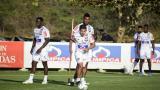En imágenes   Junior sigue preparando su debut en la liga colombiana 2020-I