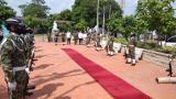 Conmemoración de los 201 años del Ejército Nacional