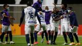 Así fue el juego entre Junior y Unión La Calera por la Copa Sudamericana