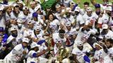 El álbum de Caimanes como campeones del béisbol colombiano 2020-2021