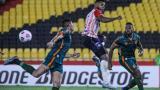 Junior vs. Fluminense: momentos del encuentro en  Guayaquil