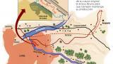 Infografía: Proyecto de desviación del arroyo Bruno