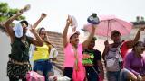 En video | Cartageneros entran en ambiente para las Fiestas de Independencia