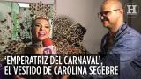 """""""Ciudad Dorada fue un show hecho con mucho amor"""": Carolina Segebre"""
