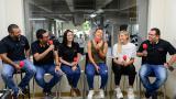 En la Jugada | Las Tiburonas Yoreli Rincón y Camila Gallea hablaron de su buen comienzo en la Liga Femenina