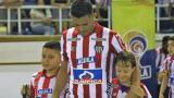 En video | Teo le cumplió la promesa a Santiago: le dedicó el gol que marcó ante Jaguares