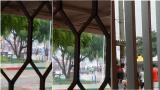En video   Cae la lluvia y vuelven los enfrentamientos a piedra en El Valle