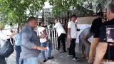 Reportan ciudadanos, en el Colegio Arquidiocesano Enrique Niessen de Barranquilla, aún no hay tarjetones para votaciones a Edil