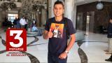"""Informativo 3 minutos de EL HERALDO   """"Espero entrar en el engranaje de Junior"""": Larry Vásquez"""
