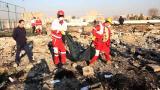 En video | Este es el momento en que cae el avión ucraniano que dejó 176 muertos