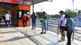 ¿Qué piensan los usuarios de Transmetro sobre posible aumento de ocupación?