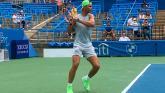 """""""¡Bienvenido Rafa!"""": El Citi Open de Washington disfruta de su mayor estrella"""