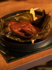 Tamalillo de mar, una mezcla de sabores antillanos