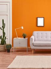 Colores vibrantes para decorar el hogar