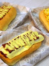 El 'flow' callejero de tres 'hot dogs'