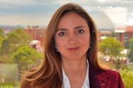 Nathalia Lozano, abogada de las víctimas.