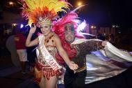 Alison Guerrero y Rosember Anaya, los reyes del Carnaval de EL HERALDO.