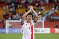 Jiang Zhipeng, jugador de la selección de China y del Guangzhou R&F.