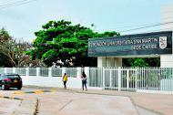 Universidad San Martín sede Puerto Colombia.