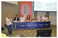 La ministra de Vivienda, Elsa Noguera, hizo las declaraciones en la asamblea general de Camacol, en el hotel museo GHL.
