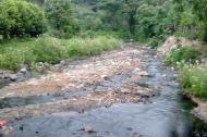 El daño dejó al municipio de El Carmen sin el servicio de agua.