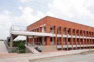 Fachada de la Universidad de Sucre.