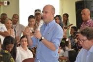 Viceministro de Educación, Pablo Jaramillo Quintero.