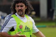 Leonel Álvarez, director técnico colombiano.