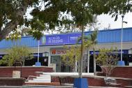 Sede de la Alcaldía de Soledad que funciona en predios de la Gran Central de Abastos, Granabastos.