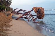Autoridades de emergencia hicieron presencia en Palomino y aseguraron que esta alteración natural no se había registrado en los radares.