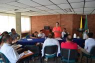 Encuentro de derechos humanos realizado en Sucre.
