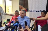 Javier Lastra, interventor de Electricaribe.